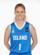Headshot of Briet Sif Hinriksdottir