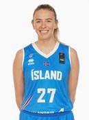 Headshot of Eva Margret Kristjansdottir