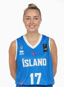 Headshot of Katla Gardarsdottir