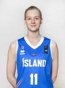 Headshot of Emelia Ósk Gunnarsdóttir
