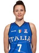 Headshot of Giorgia Sottana