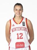 Headshot of Milena Jaksic