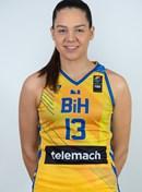 Headshot of Melisa Brcaninovic