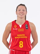 Headshot of Andzelika Mitrasinovik