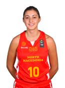 Headshot of Ivona Pejkovska