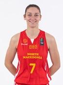 Headshot of Nena Trajchevska