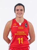 Headshot of Sanja Adamovska
