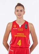 Headshot of Gabriela Modeva