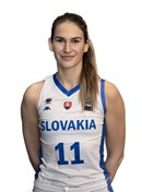 Headshot of Sabina Oroszova