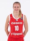 Headshot of Beáta Adamcová