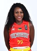Headshot of Ornélia Mutombene