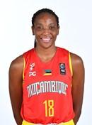 Headshot of Nilza Chiziane