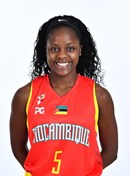 Headshot of Delma Zita