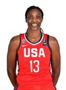 Headshot of Sylvia Fowles
