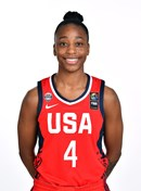 Headshot of Jewell Loyd