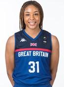 Headshot of Kristine Anigwe