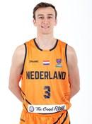 Headshot of Boy van Vliet