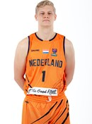 Headshot of Keye van der Vuurst de Vries