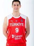 Headshot of Samet Geyik