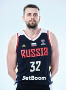 Headshot of Pavel Antipov