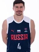 Headshot of Evgenii Baburin