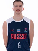 Headshot of Grigory Motovilov