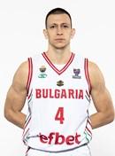 Headshot of Vasil Bachev