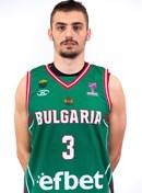 Headshot of Kris Minkov