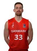 Headshot of Daniel Andreas Mortensen