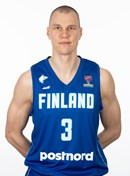 Headshot of Antti Kanervo