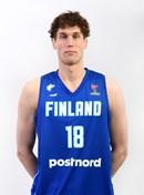 Headshot of Mikael Jantunen