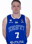Headshot of Sten Sokk