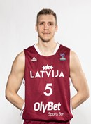 Headshot of Mareks Mejeris