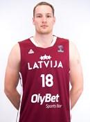 Headshot of Klavs Cavars