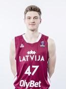 Headshot of Arturs Kurucs