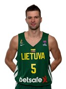 Headshot of Mantas Kalnietis