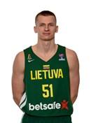 Headshot of Arnas Butkevicius