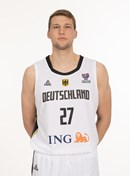 Headshot of Lukas Meisner