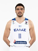 Headshot of Evangelos Margaritis