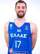 Headshot of Evangelos Mantzaris