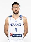 Headshot of Dimitrios Katsivelis