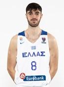 Headshot of Georgios Tsalmpouris