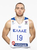 Headshot of Vasilis Mouratos