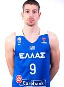 Headshot of Dimitris Flionis