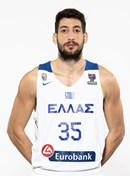 Headshot of Christos Saloustros