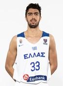Headshot of Nikos Chougkaz