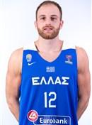 Headshot of Dimitrios Kaklamanakis