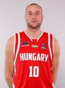 Headshot of Zsolt András Szabó