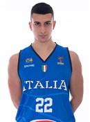Headshot of Giordano Bortolani