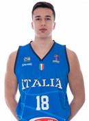 Headshot of Matteo Spagnolo